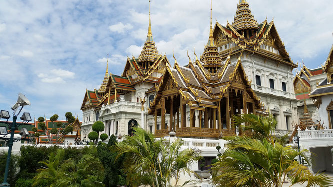 Большой Дворец, Бангкок, Тайланд