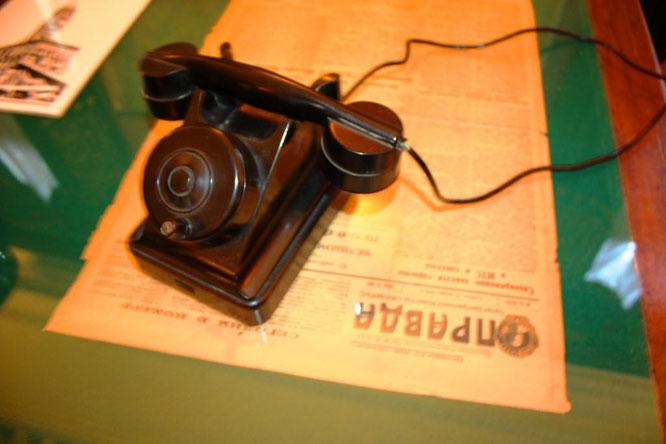 Специальный аппарат для связи. (с) Дамир Байманов