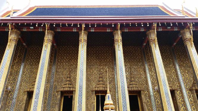 Храм лежащего Будды. (с) Дамир Байманов