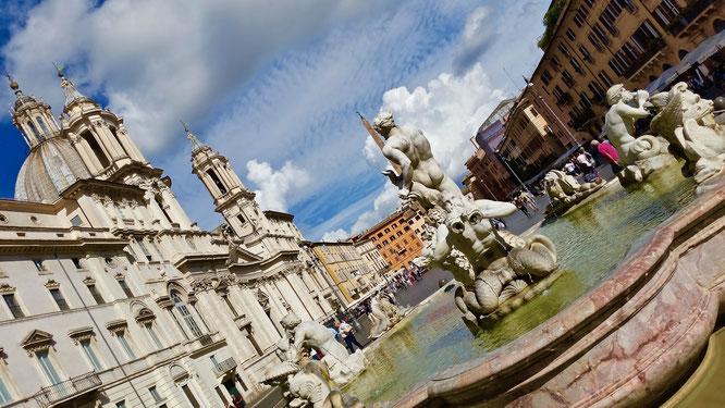 Рим, Ватикан, музей, культура, путешествия, религия, фонтан