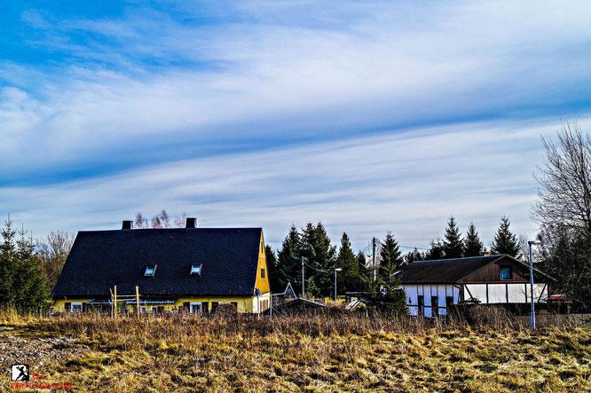 Siebenschlehen mit Huthaus und Bergschmiede