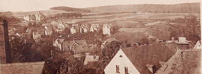 Wolfsberg früher