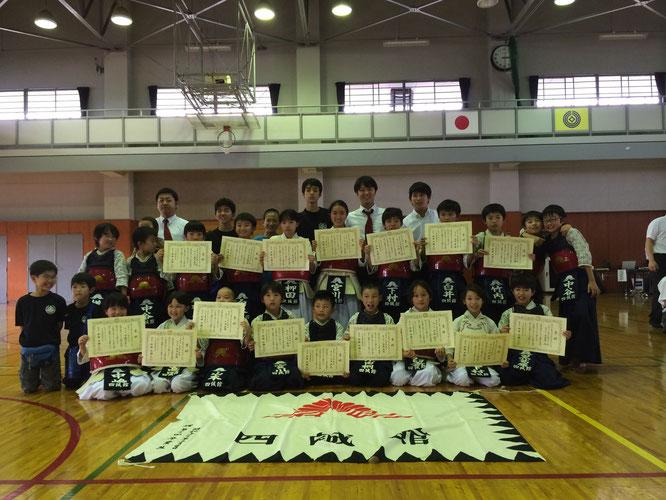 26年度川口市少年少女剣道大会