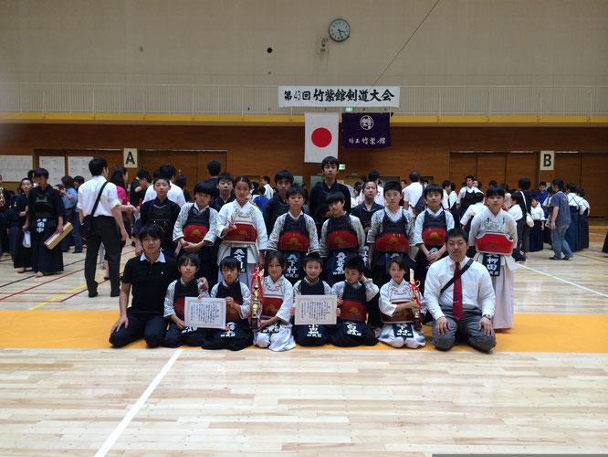 第43回竹紫館剣道大会