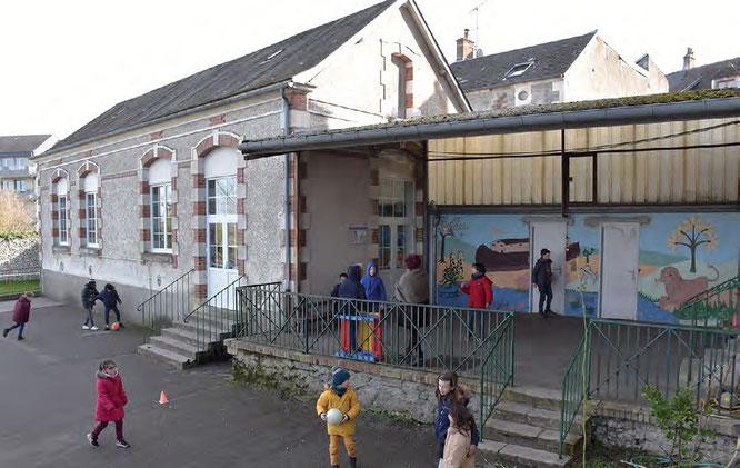 École NOTRE-DAME (Sancerre)