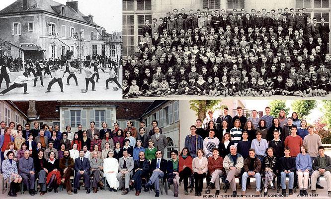 SAINTE-MARIE (Bourges) | Plus de 150 ans d'histoire
