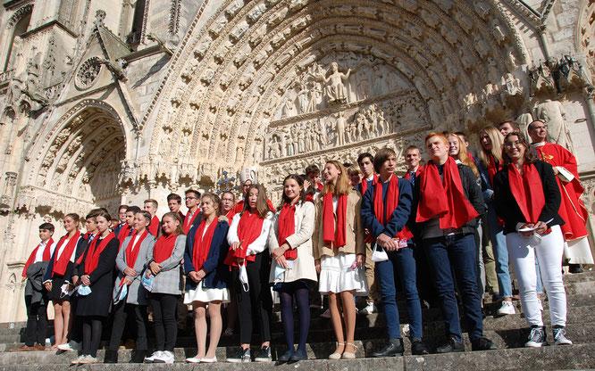 Confirmation | Cathédrale Saint-Étienne (26 septembre 2020)