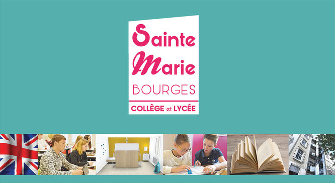 Sainte-Marie Bourges : Rentrée de septembre 2018 (dépliant en ligne)