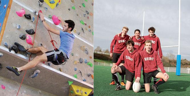 Sainte-Marie Bourges | Le sport au lycée