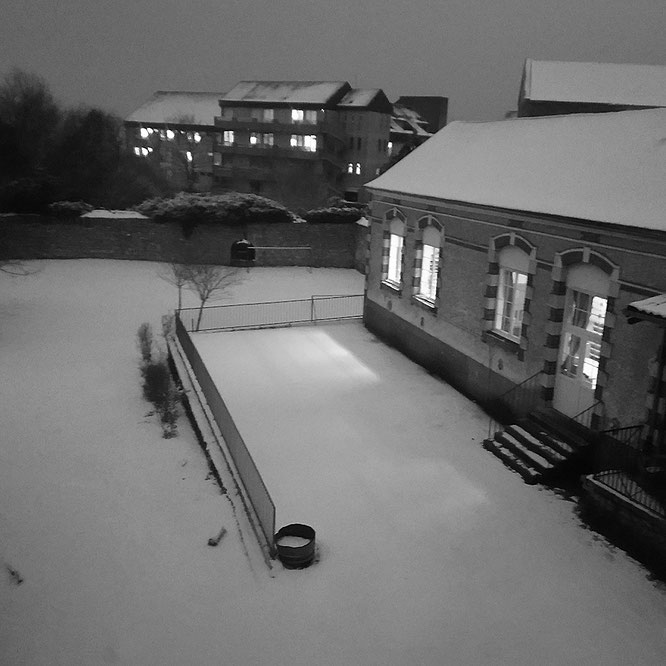 École NOTRE-DAME (Sancerre) | En hiver ...