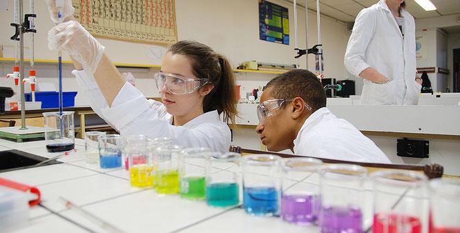 Lycée Sainte-Marie | Sciences physiques