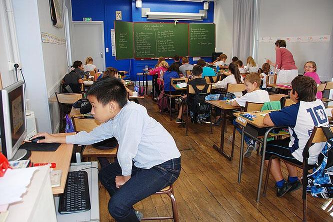 École Saint-Dominique | parcours personnalisé