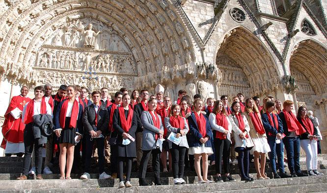Confirmation | Cathédrale Saint-Étienne (26 septembre 2020