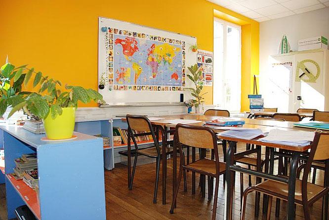 École saint-Dominique | Soutien scolaire