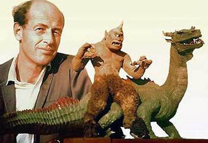 Ray Harryhausen, El Cíclope y El Dragón