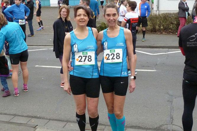 Christina Dintelmann und Claudia Göbel