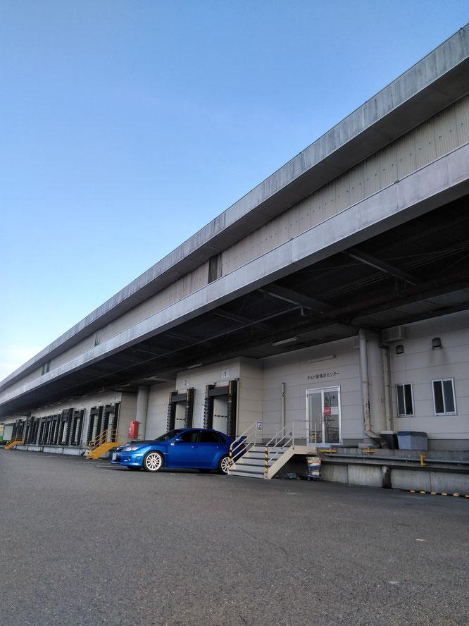 C新横浜 チルド新横浜センター 外観図