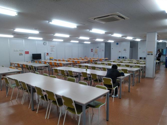 C新横浜センター チルド新横浜 休憩所 平成通商 羽沢営業所