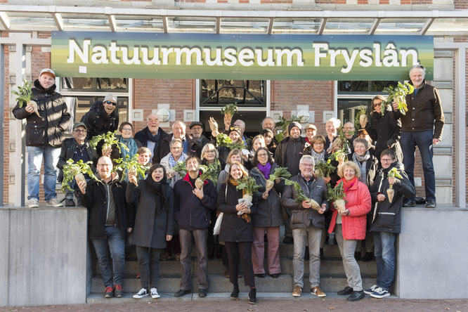 Leeuwardenfahrt 2018, Natuurmuseum Fryslân / Foto: Gerd Günter