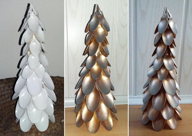 Weihnachtsdeko Selber.Weihnachtsdeko Selber Machen Löffelbaum Kreativ Klug Kusinen