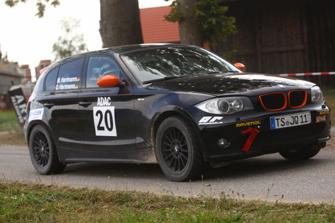 BMW 130i Rallye von Racers Performance