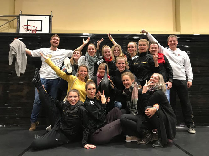 "Tour zum DTV-Deutschlandpokal in Mörfelden im November 2017 - als Small-Group ""Dancelicious"""