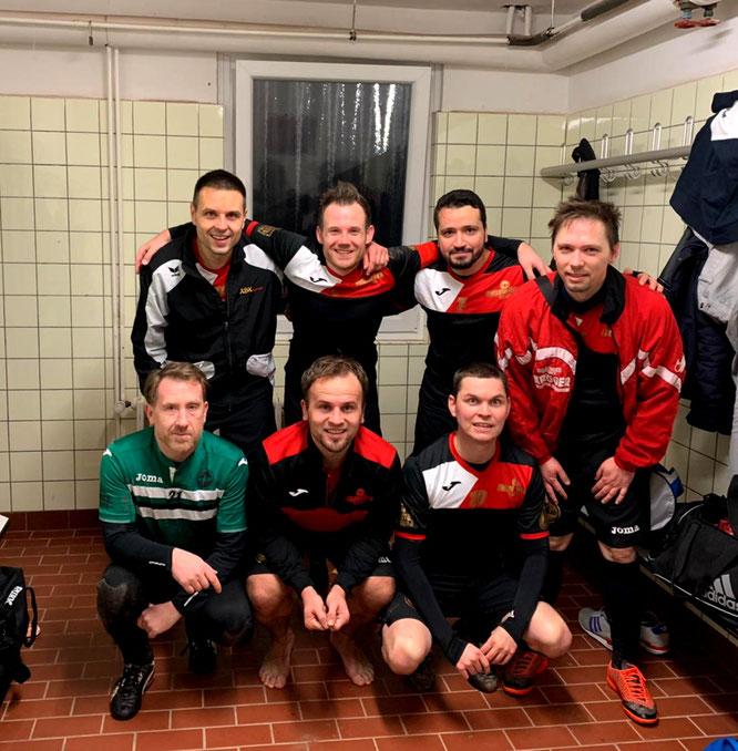 """Soccerlicious"" am 23.11.2019 in Essen-Kray (Foto: Rambow)"