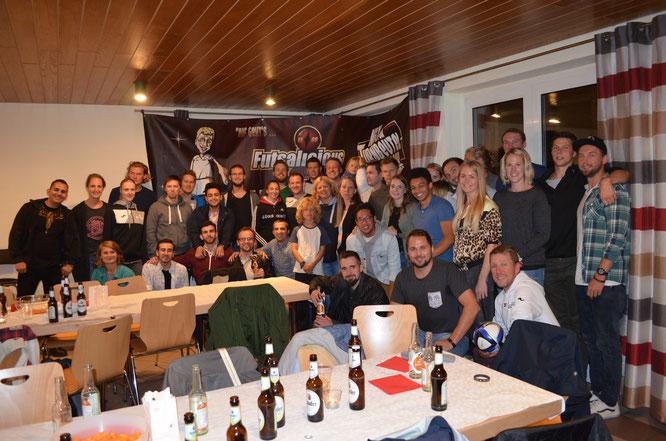 Im September 2019 feierte Futsalicious Essen seinen 10. Geburtstag