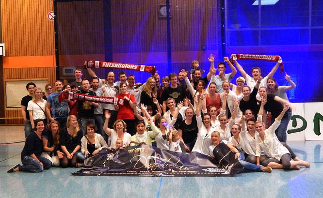 """""""Meisterlicious"""": Titelgewinn in der Verbandsliga 2014"""