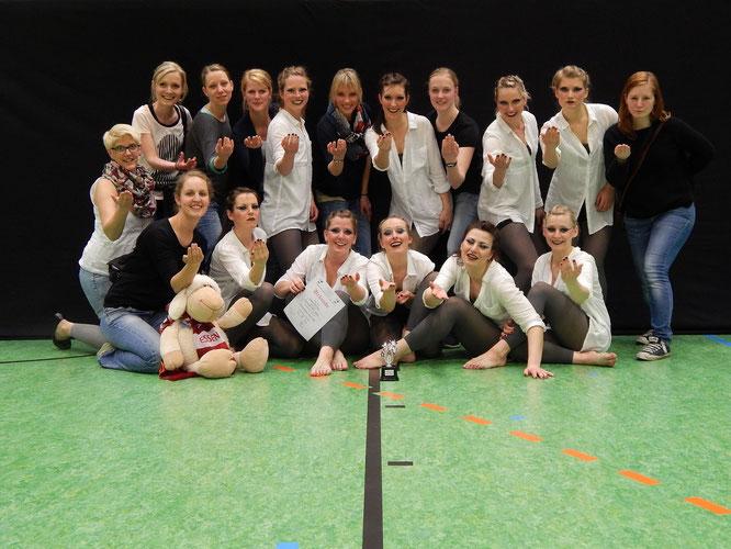 """Dancelicious"" Essen (Foto: Futsalicious Essen e.V.)"
