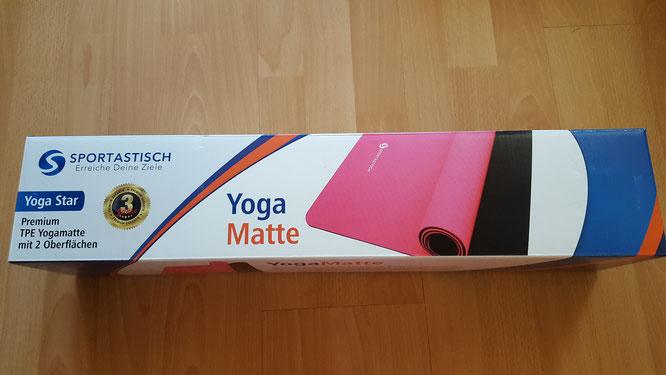 Sportastisch Yogamatte Yoga Star