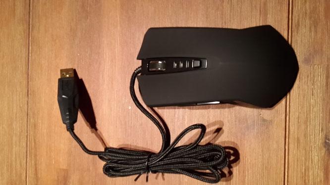 CSL optische USB Maus 3000 dpi