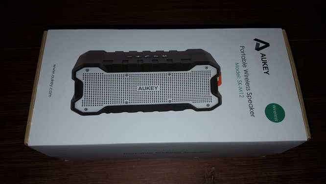Aukey Bluetooth Lautsprecher SK-M12