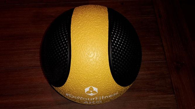 Guter Grip am gesamten Ball
