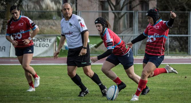 Foto: Diego Dolan; Rugby Femenino
