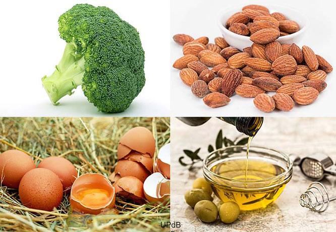 Alimentos energ ticos tu blog sobre vida saludable y bienestar personal - Que alimentos son antioxidantes naturales ...