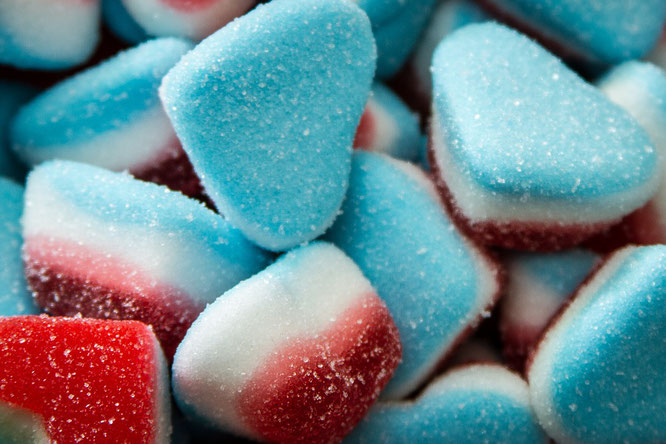 azúcar peligroso