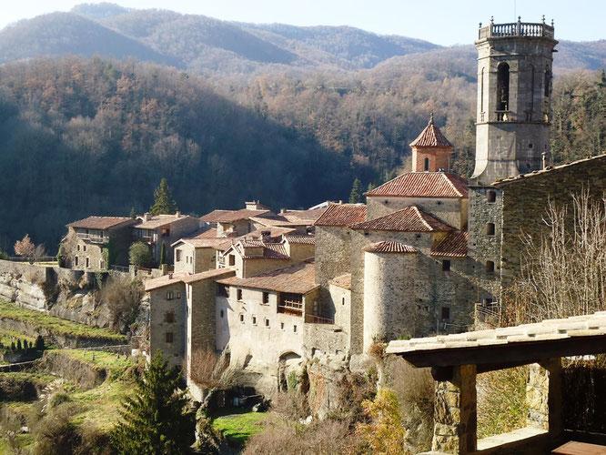 Экскурсия средневековая глубинка Каталонии