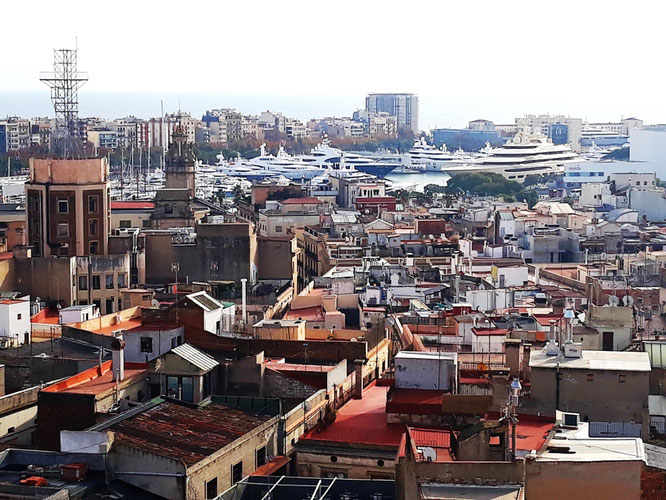 Готический квартал - пешеходные экскурсии по Барселоне