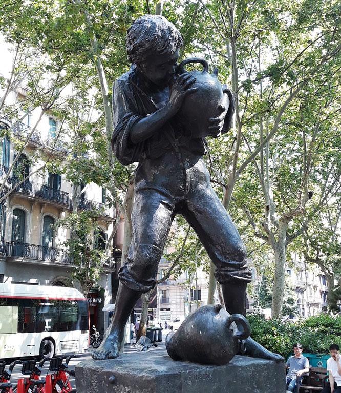 Пешеходная экскурсия по историческому центру Барселоны