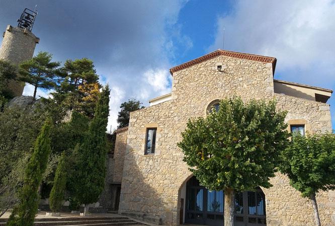 Святилище Кераль, Каталония