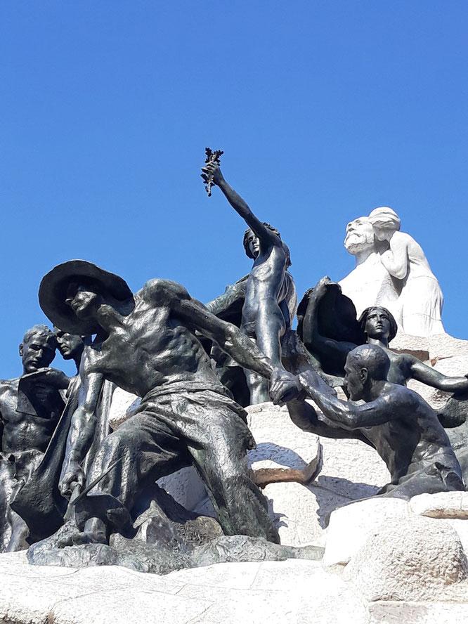 Достопримечательности Барселоны. Монумент Доктору Роберту
