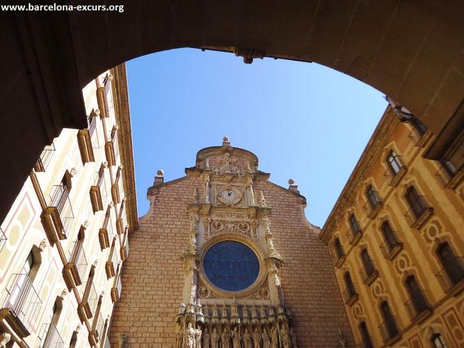 Монтсеррат, Каталония. Барселона-Экскурс - гиды и экскурсии в Барселоне