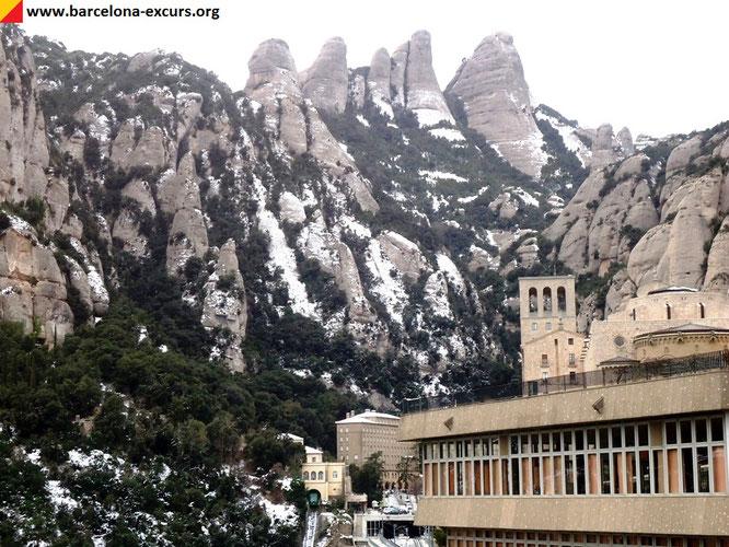 Монсеррат (Каталония). Индивидуальные экскурсии с русским гидом