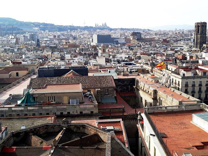 Пешеходные экскурсии по историческому центру Барселоны