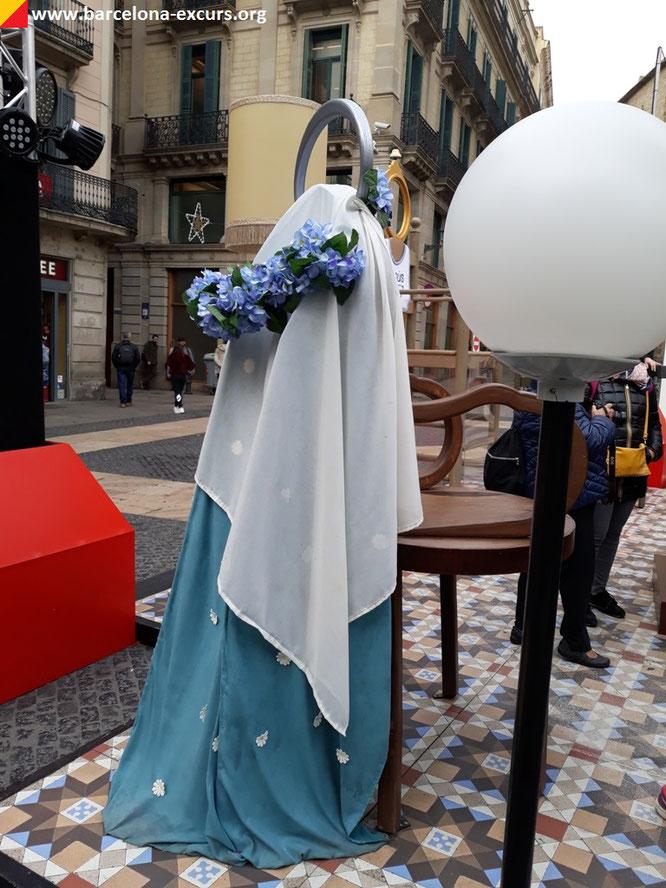 Барселона, Рождество. Рождественский вертеп