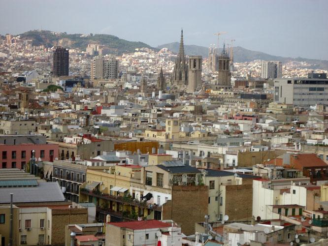 Барселона, история города