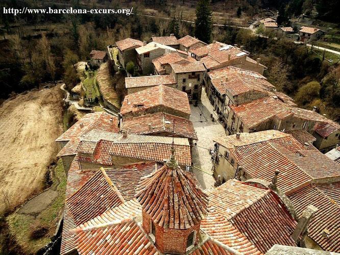 Средневековая глубинка Каталонии - экскурсии