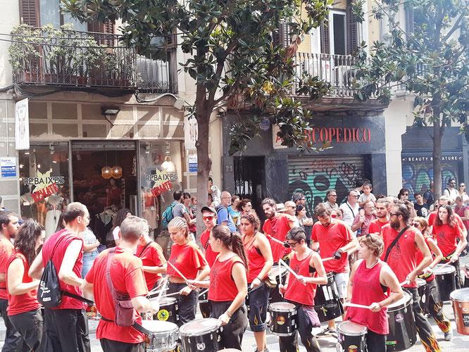 Праздники Барселоны, традиции Барселоны