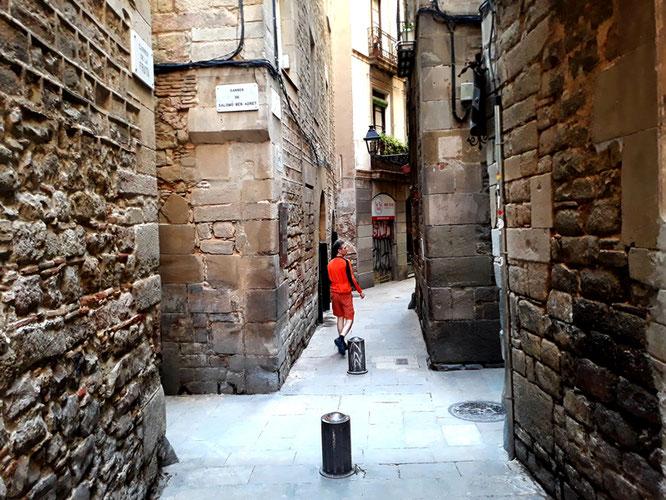 Пешеходные экскурсии по Барселоне